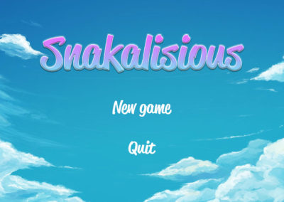 Working Title: Snakalisious